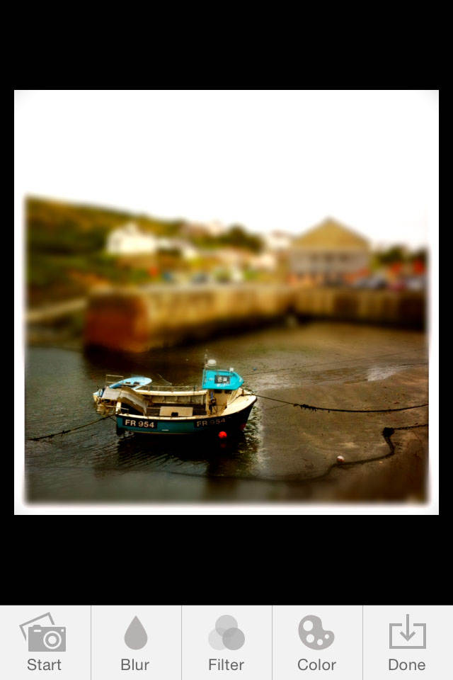 Tilt Shift iPhone Photos 27 no script