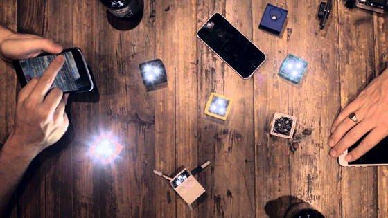 iPhone Lume Cube Light 21 no script