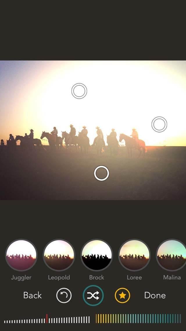 Shift App iPhone Photos 1 no script