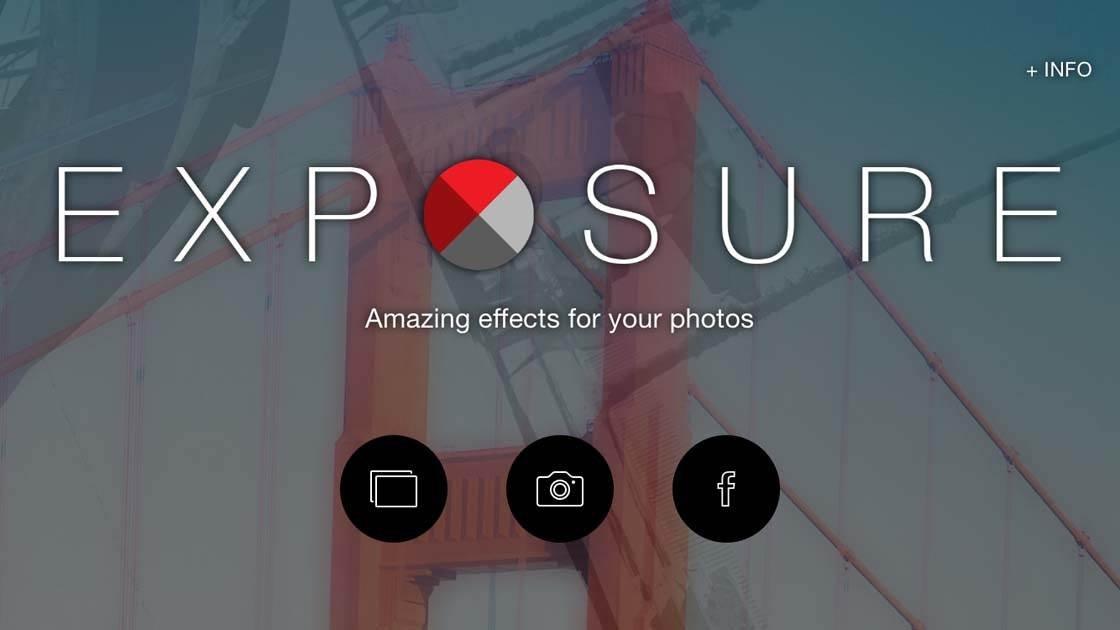 Exposure App iPhone Photos 18 no script