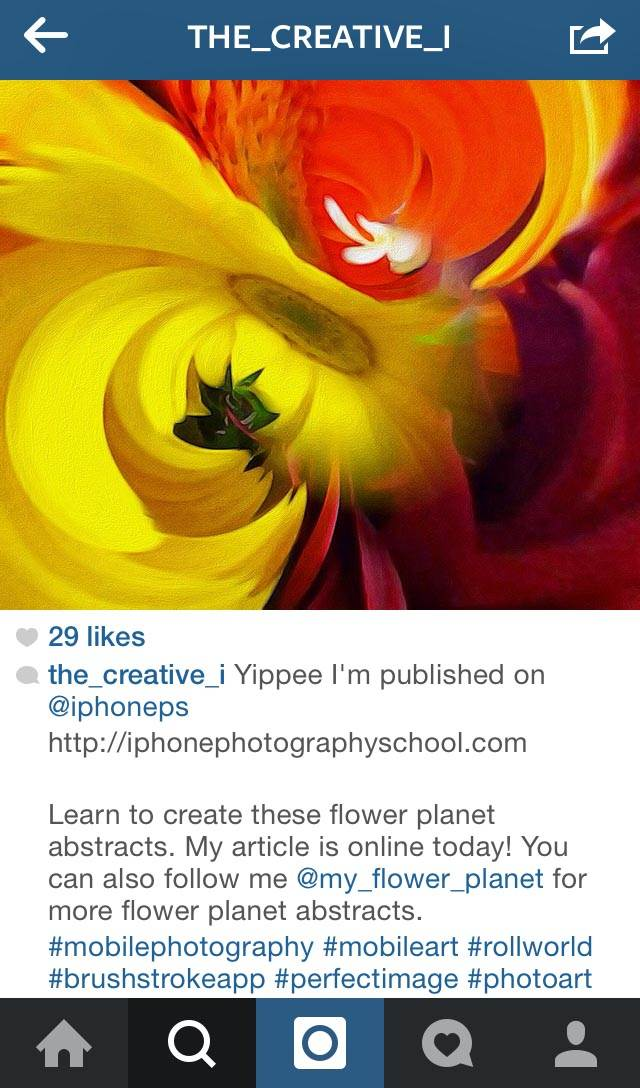 Instagram Tips iPhone Photos 15 no script