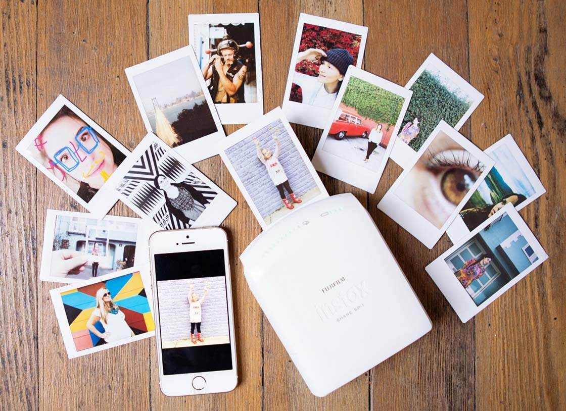 Print Instagram Photos iPhone 4 no script