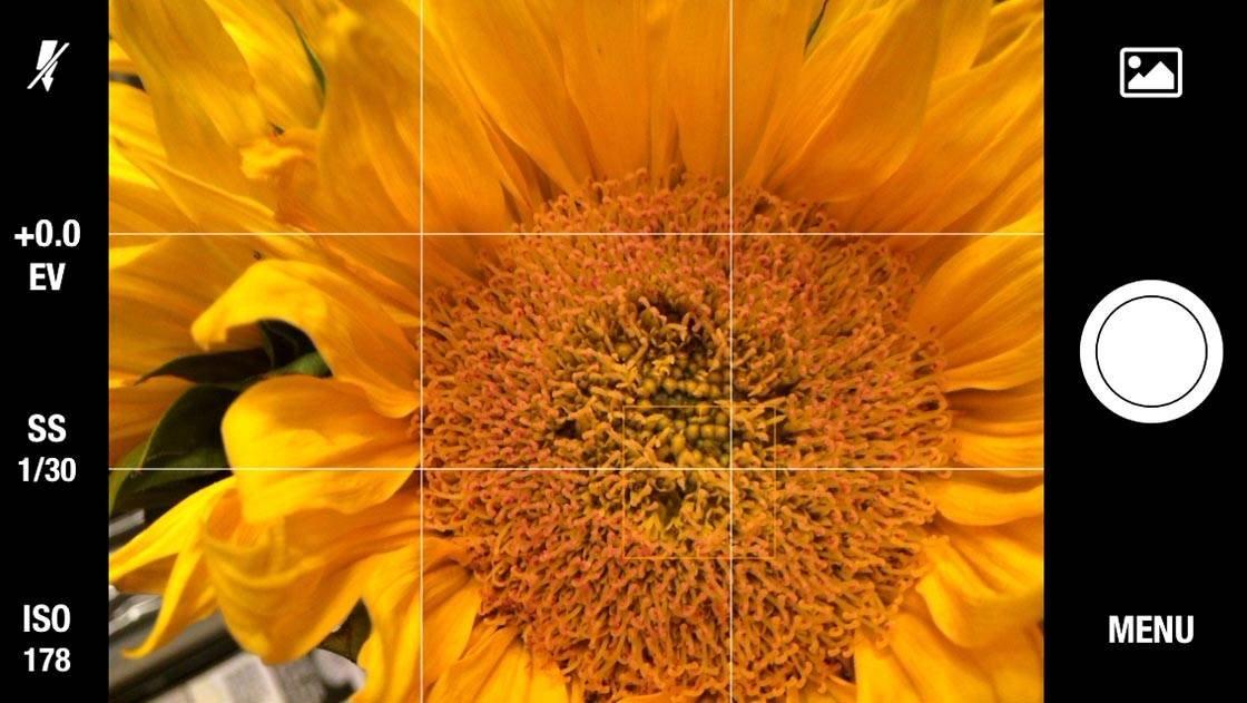 Manual Camera iPhone App 8