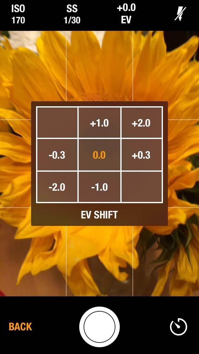Manual Camera iPhone App 4 no script