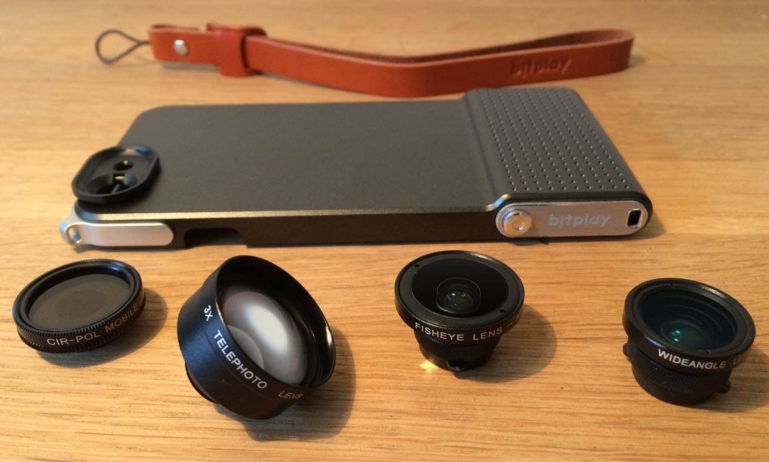 Snap 6 iPhone Case Lenses 7 no script