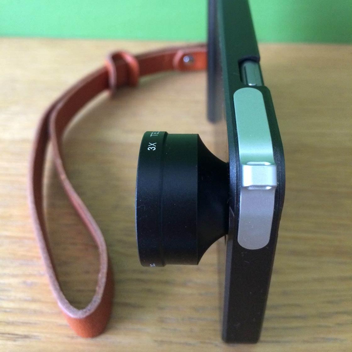 Snap 6 iPhone Case Lenses 9 no script