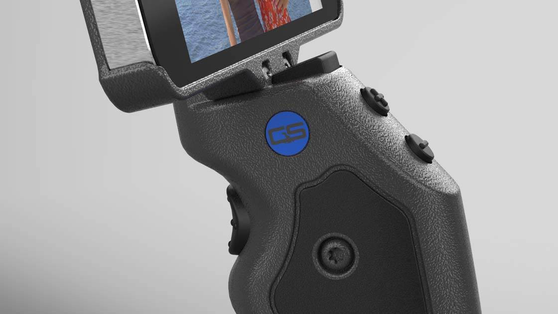 iPhone Grip And Shoot Accessory 2