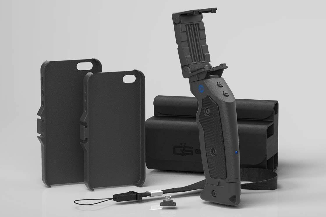 iPhone Grip And Shoot Accessory 3 no script