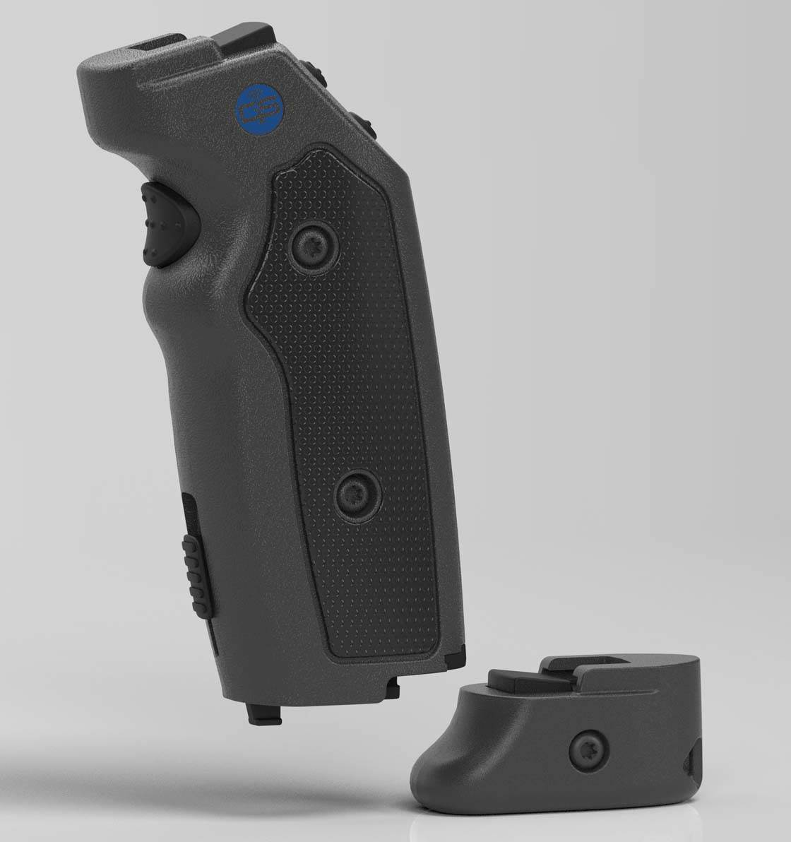 iPhone Grip And Shoot Accessory 11 no script