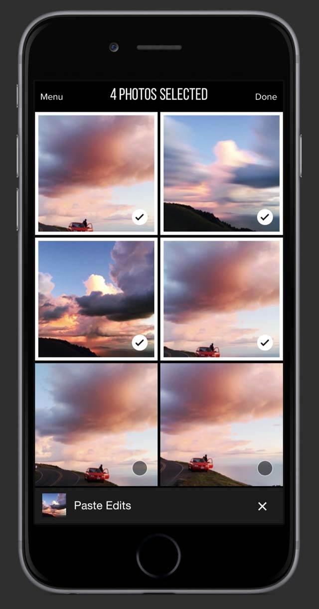 Priime App iPhone Photo Editing 18 no script