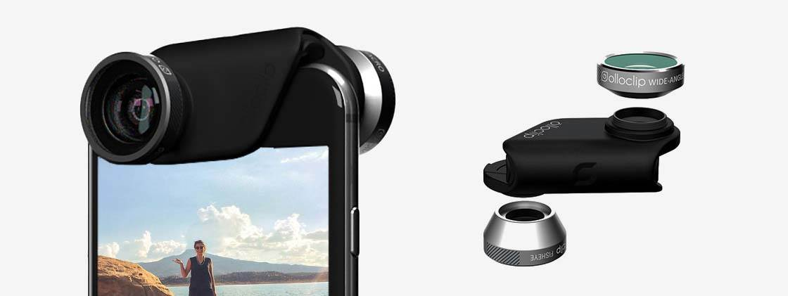 Olloclip Lenses iPhone 6 7 no script